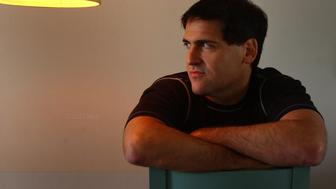 Dallas billionaire Mark Cuban is hosting a new reality series for ABC, The Benefactor. The internet entrepreneur and owner of Dallas Mavericks basketball team talks about why he wanted to invade Donald Trump's turf as a reality tycoon at the Mondrian Hotel, Tuesday afternoon in West Hollywood.  (Photo by Richard Hartog/Los Angeles Times via Getty Images)