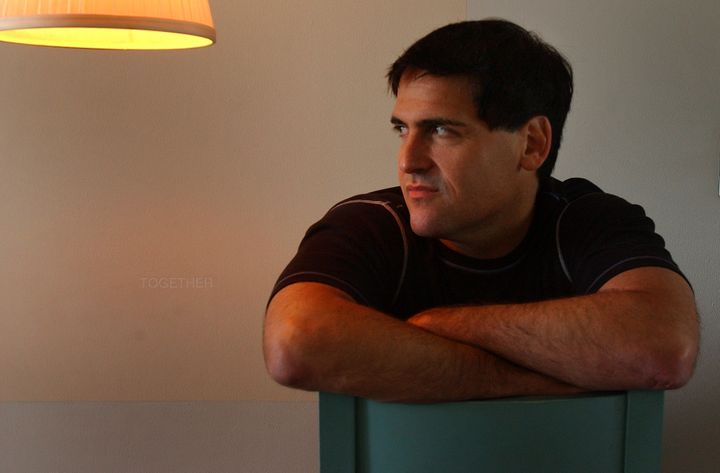 """Mark Cuban says he knows of multiple women who Donald Trump was """"untoward"""" to."""