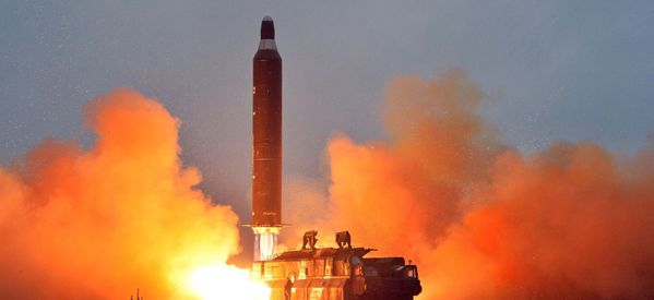 North Korea Missile Launch Fails