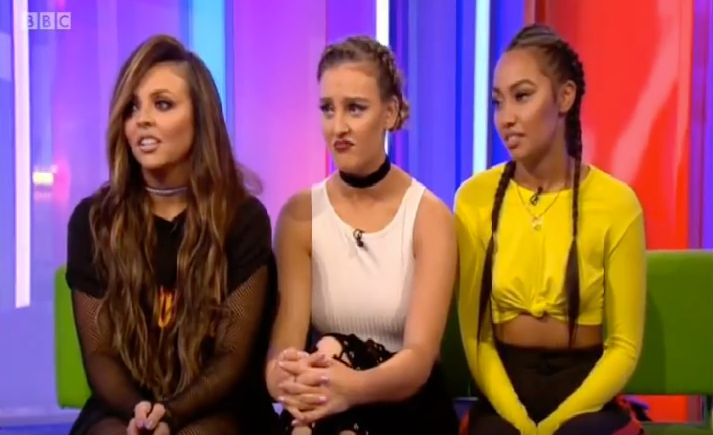 Little Mix Explain Jade's Absence As She Misses 'The One Show'