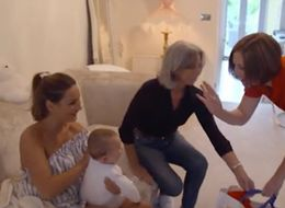 Sam Faiers Divides Parents After Six-Month-Old Son Has Spanish Lessons