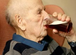 UK's Oldest Man Reveals His Secret To Long Life At Age 108
