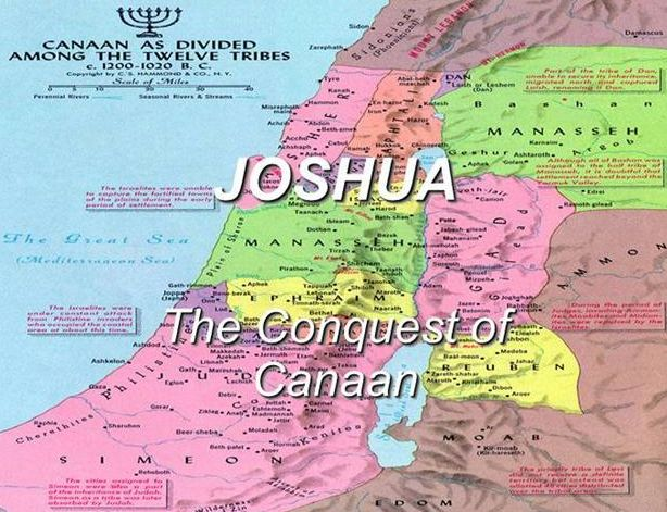 Joshua, the successor (or Khalifa) of Moses, was a religious leader who enjoyed a temporal kingdom as were David and Solomon