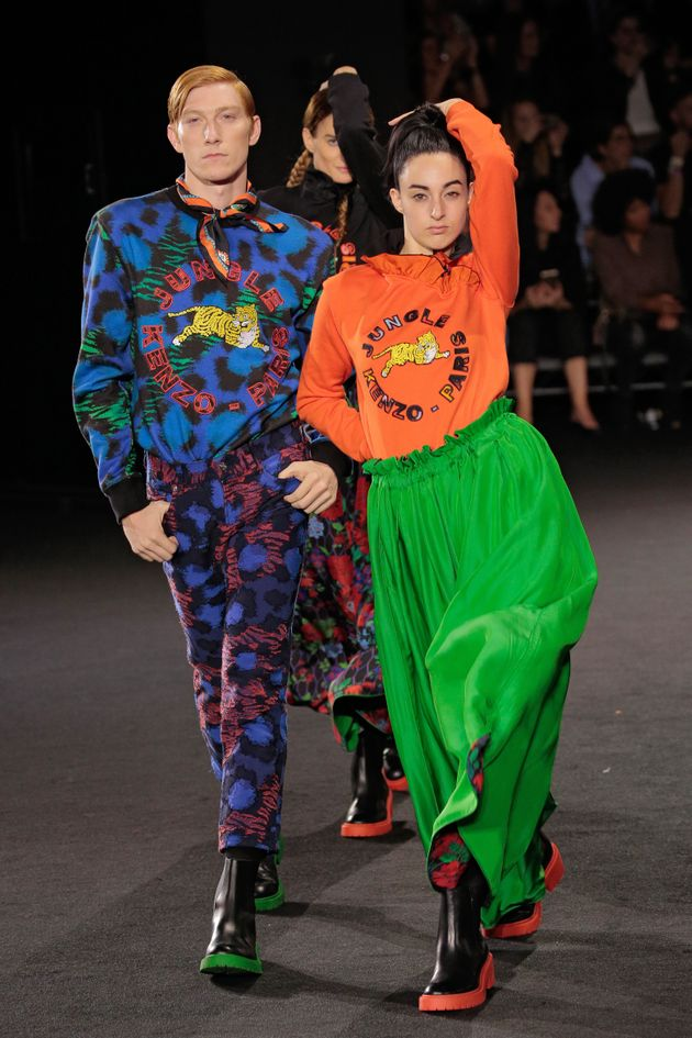 Kenzo H&M Release: See All The Coolest Photos From The