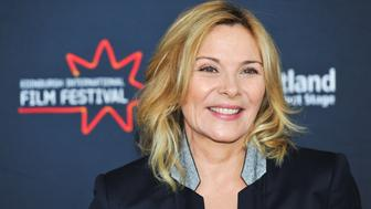 EDINBURGH, SCOTLAND - JUNE 17:  Michael Powell Jury actress Kim Cattrall attends a photocall during the 70th Edinburgh International Film Festival at The Apex Hotel on June 17, 2016 in Edinburgh, Scotland.  (Photo by Roberto Ricciuti/Getty Images)