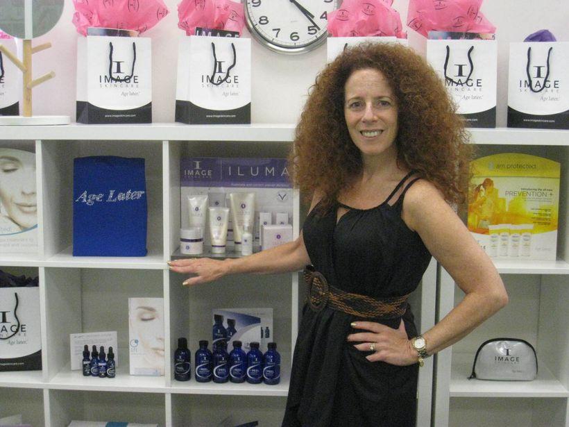Carol Ruth Weber visits Image Skincare