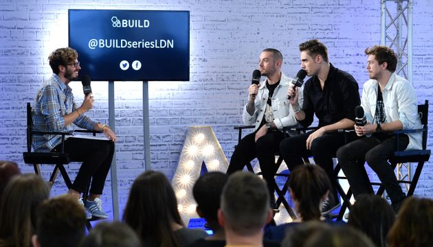 Busted are currently promoting their upcoming album 'Night