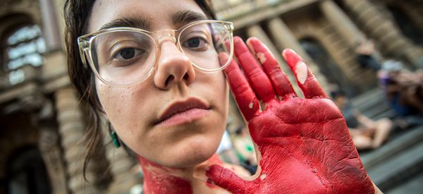 Women Across Latin America Protest After The Rape And Murder Of A Teenage Girl