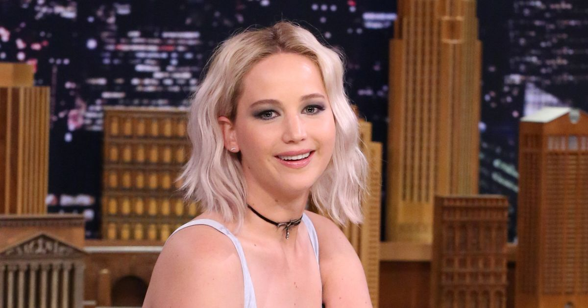Jennifer Lawrence Is Reportedly Dating 47-Year-Old Director Darren Aronofsky