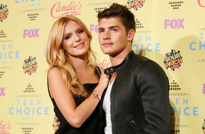 Is gregg sulkin dating anyone