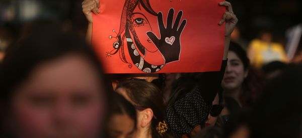 Artists Share Illustrations To Condemn Violence Against Women In Latin America