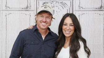 NEW YORK, NY - OCTOBER 19: The Build Series presents Chip Gaines and Joanna Gaines to discuss their new book 'The Magnolia Story' at AOL HQ on October 19, 2016 in New York City.  (Photo by Mireya Acierto/FilmMagic)