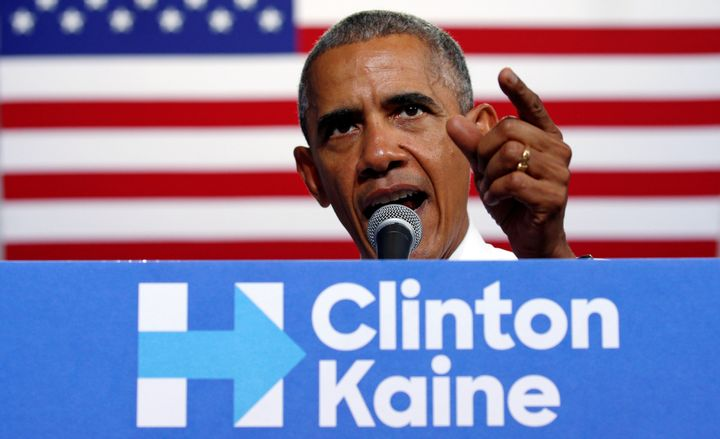 President Barack Obama didn't hold back in his criticism of Florida Sen. Marco Rubio.