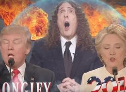 Weird Al's 'Bad Hombres, Nasty Women' Is The Song The Debate Needed