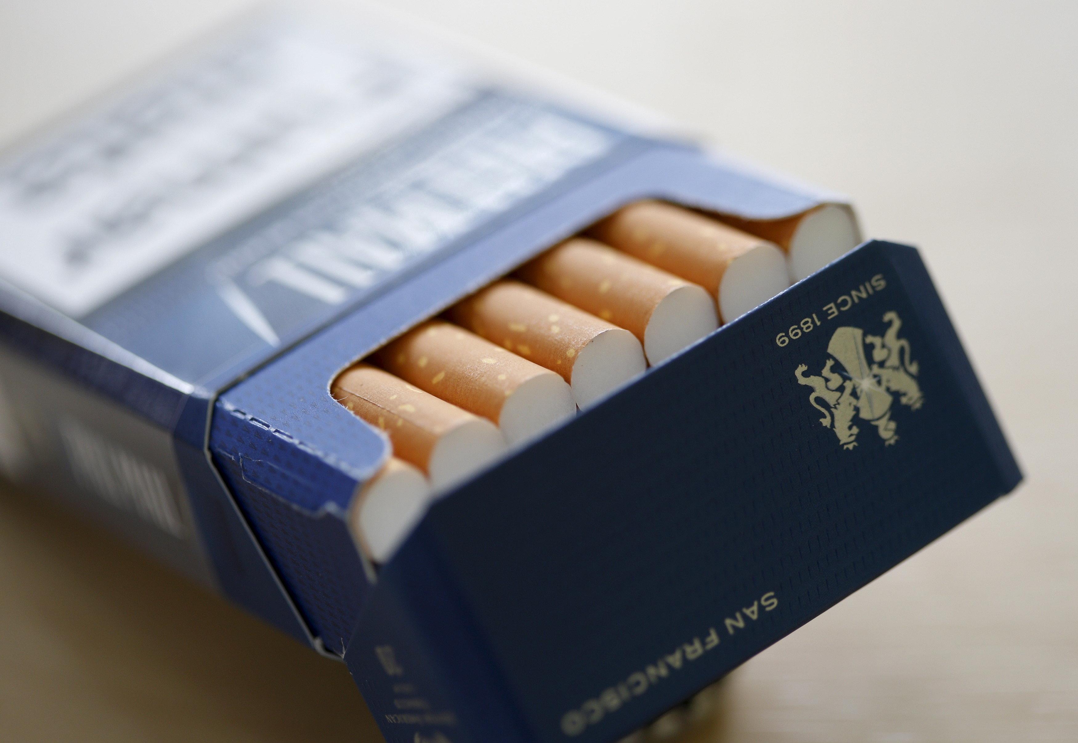Price for tobacco in Boston