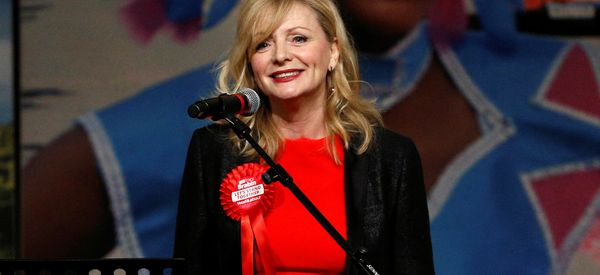 Tracy Brabin Heckled By Far-Right Rivals During Election Acceptance Speech