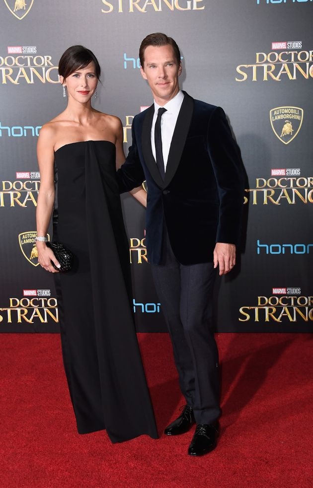Benedict Cumberbatch's Fans React To Reports Wife Sophie Hunter Is Pregnant With Couple's Second