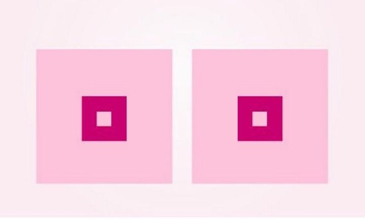 Cancerfonden's new advert features square breasts.