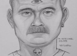 Police Hunt Child Kidnap Suspect With Third Eye Tattooed On His Forehead