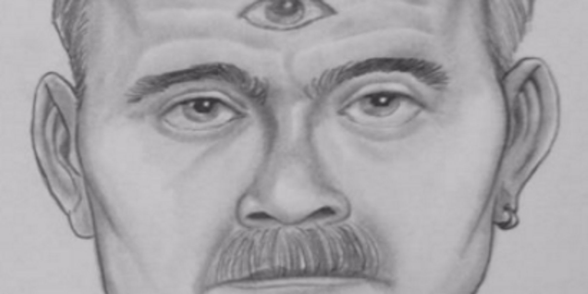 Police Hunt Child Kidnap Suspect With Third Eye Tattooed ...