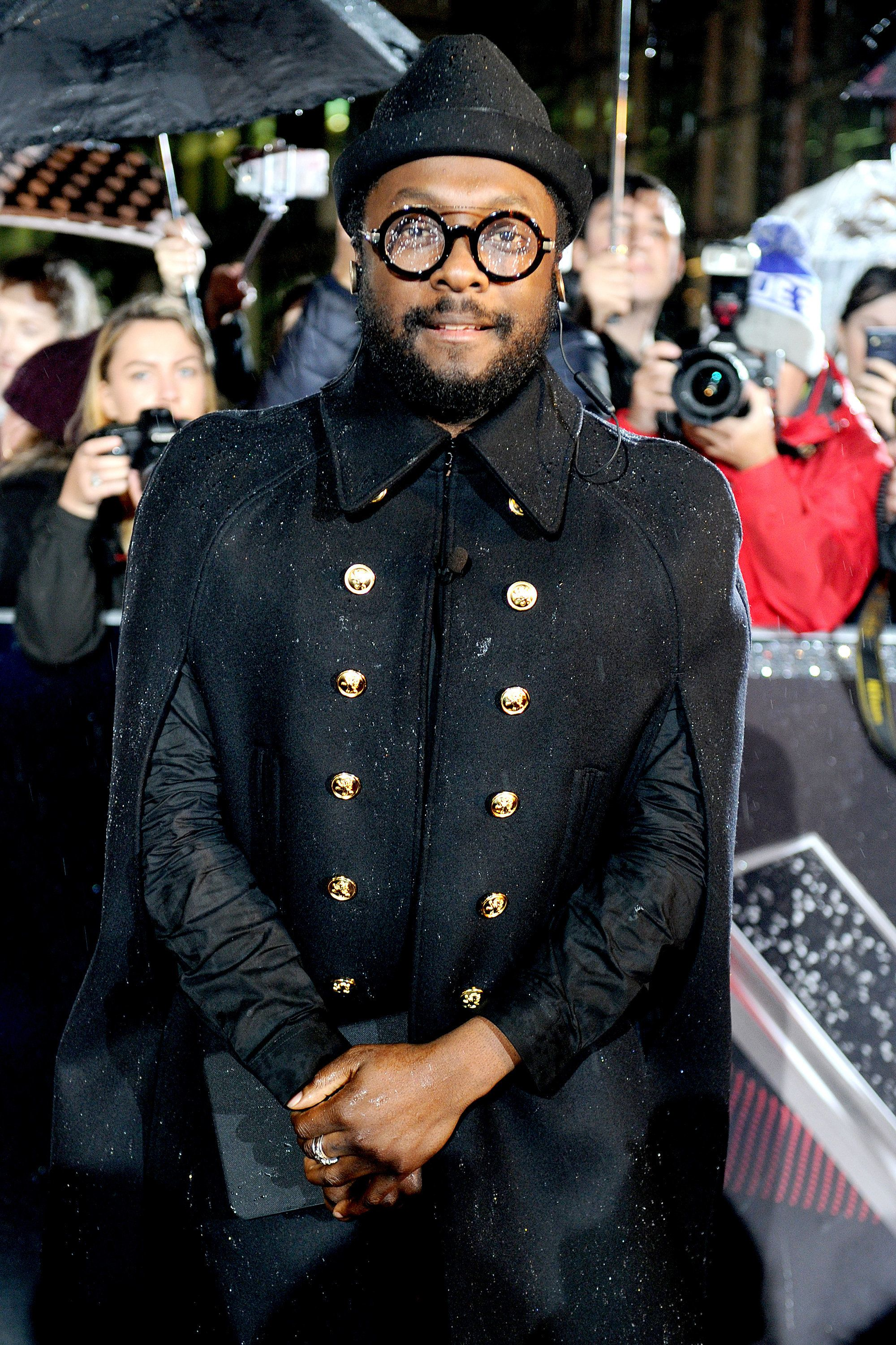 Will.i.am Seems To Have A Slight Problem With 'The