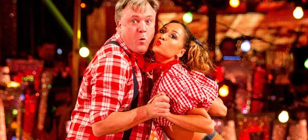 Ed Balls Says He's Being Left Out By The Younger 'Strictly' Stars