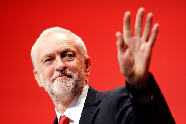 Jeremy Corbyn has come out with a message of support for Gary Lineker and Lily Allen over the child refugee