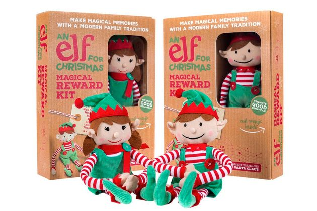 Mum Creates 'Elf For Christmas' Advent Tradition To Help Promote Good Behaviour During