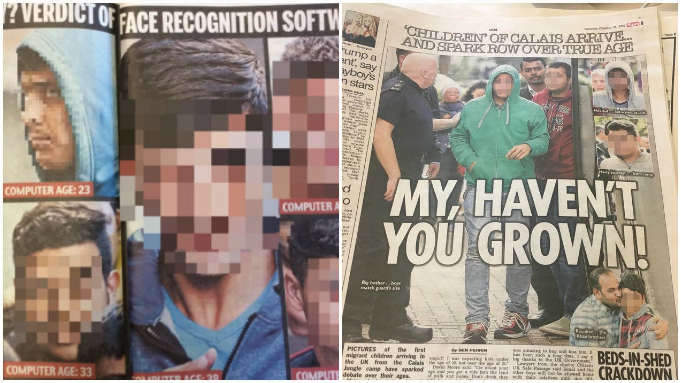 Green Party Leads Complaints Over How Tabloids Used Child Refugee
