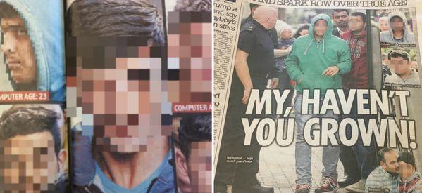 'Dangerous' Child Refugee Coverage By British Press 'Threatens Their Mental Health'
