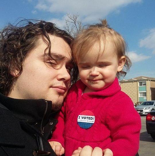 My daughter Kairi.