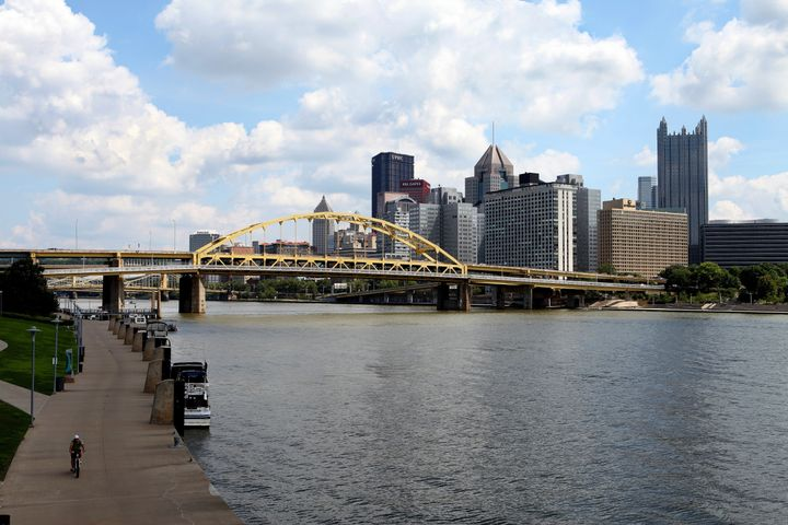 Pittsburgh is one of the 10 cities the Government Accountability Office studied in its analysis of U.S. cities with