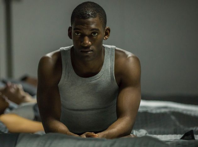 Malachi Kirby plays soldier Stripe in the 'Men Against Fire' episode of 'Black