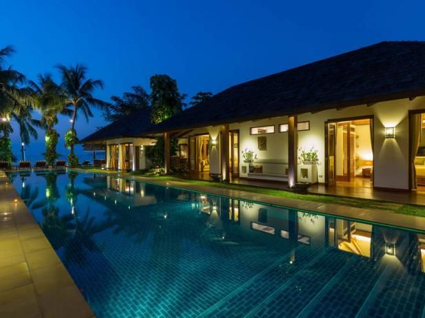 9 Of The Most Luxurious Properties On