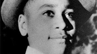 An undated portrait of Emmett Louis Till, a black 14 year old Chicago boy, whose weighted down body was found in the Tallahatchie River near the Delta community of Money, Mississippi, August 31, 1955. Local residents Roy Bryant, 24, and J.W. Milam, 35, were accused of kidnapping, torturing and murdering Till for allegedly whistling at Bryant's wife. (AP Photo)