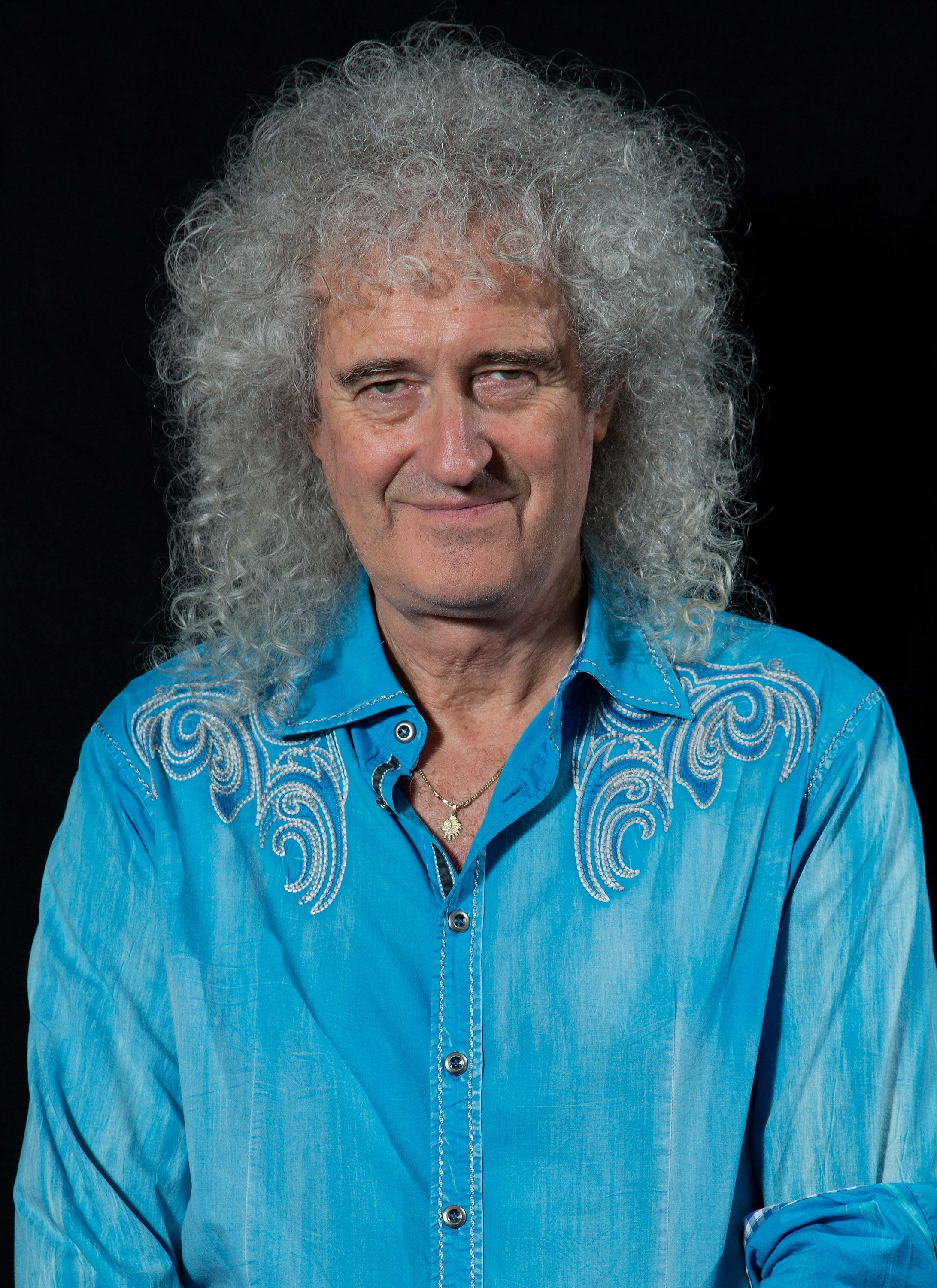 Brian May Cancels Music Dates 'Due To Persistent