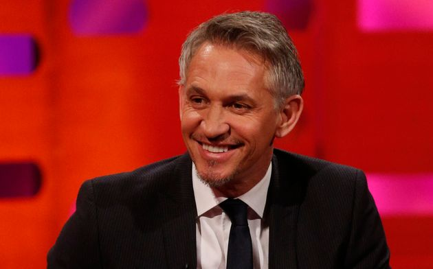 Lineker has faced calls to be sacked from his job at the BBC over his comments about child