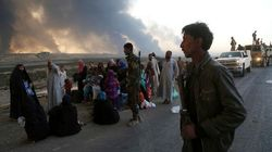 Battle For Mosul Overwhelms Efforts To Shelter Fleeing