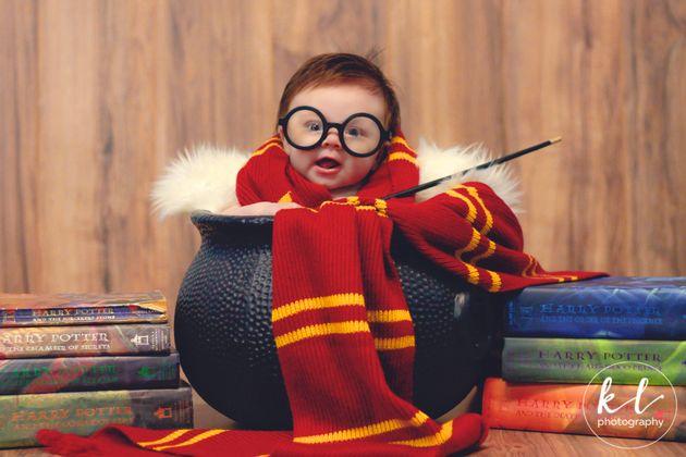 Lorelai's mom has been a Harry Potter fan since she was 10 years