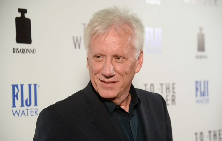 "Actor James Woods attends the premiere of Magnolia Pictures' ""To The Wonder"" at Pacific Design Center on April 9, 2013 in Wes"