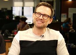 Unlikely 'Bachelorette' Fan Christian Slater Explains How He Got Into The Show