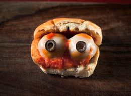 This Grilled Eyeball Sandwich Might Be A Little Too Realistic