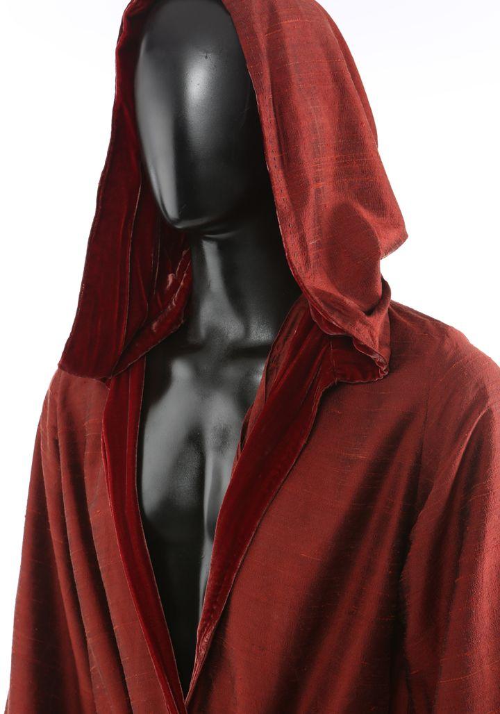 Edward's St. Marcus Day Robe.($1,000 - $1,500)