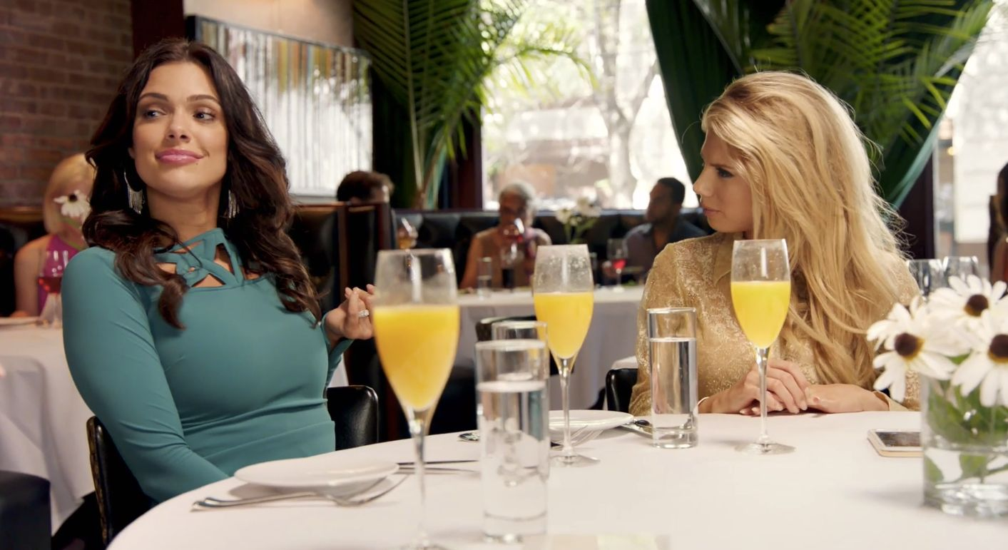 Real Housewives spoof shows you how to stay civil while having a political discussion