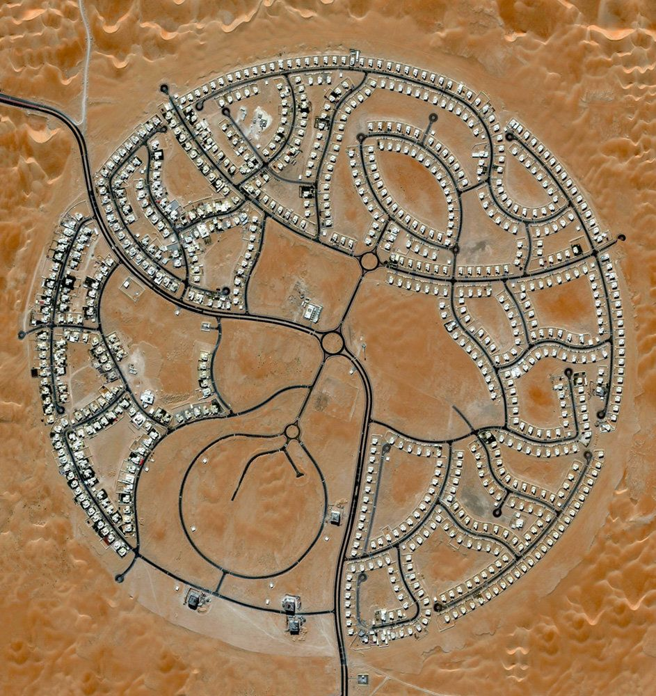 <strong>Marabe Al Dhafra</strong><br><br> The villas of Marabe Al Dhafra in Abu Dhabi, United Arab Emirates, are home to appr