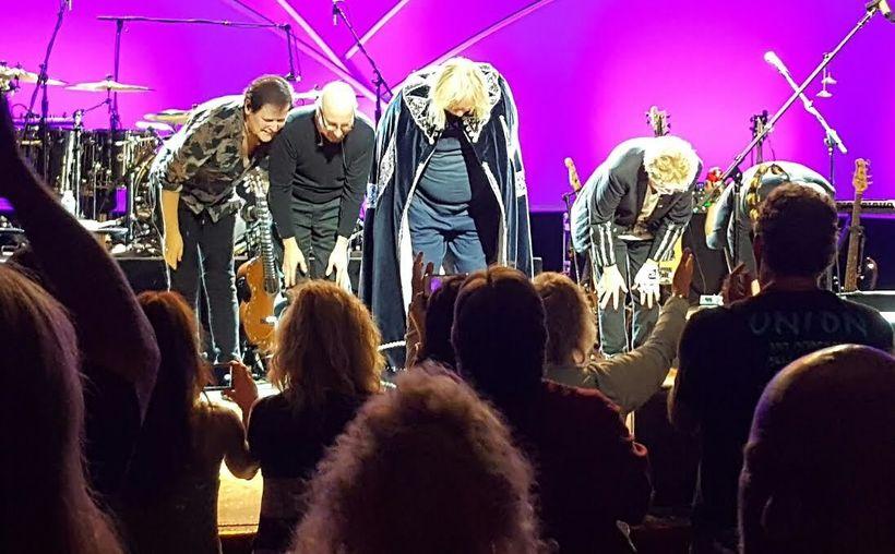 ARW, Wang Theatre, Boston, Oct. 19