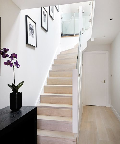 10 Design Tips To Brighten A Dark Hallway Huffpost