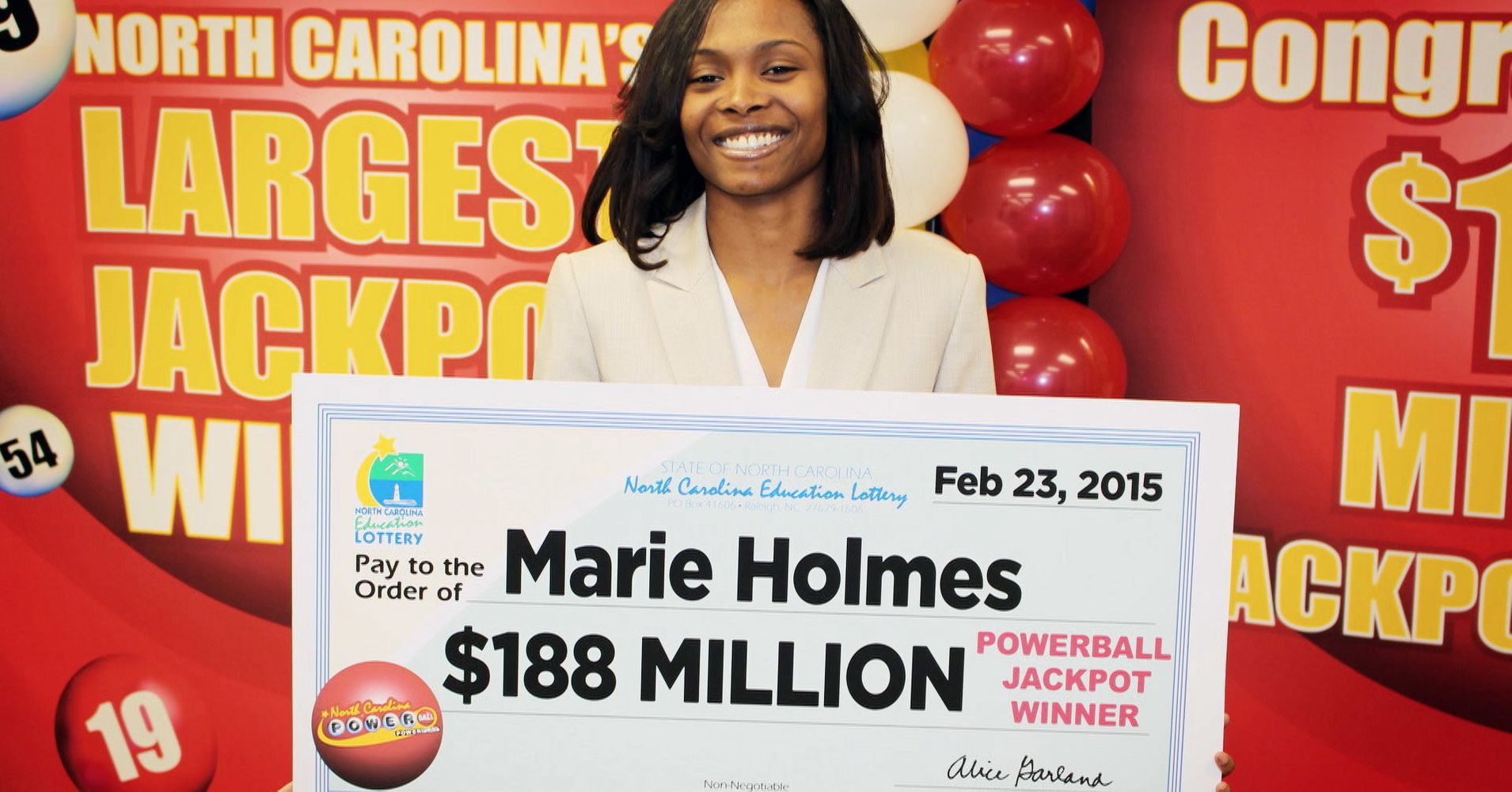 What Happened When This Lotto Winner Learned The Truth About Her