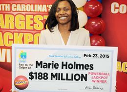 What Happened When This Lotto Winner Learned The Truth About Her 'Random' Winning Numbers