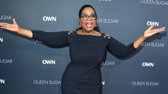 BURBANK, CA - AUGUST 29:  Oprah Winfrey arrives at the Premiere Of OWN's 'Queen Sugar'  at Warner Bros. Studios on August 29, 2016 in Burbank, California.  (Photo by Steve Granitz/WireImage)